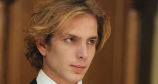 New generation of Grimaldi: Andrea Casiraghi