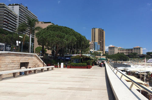 Where to go in Monaco: Larvotto Beach and The Champions Promenade