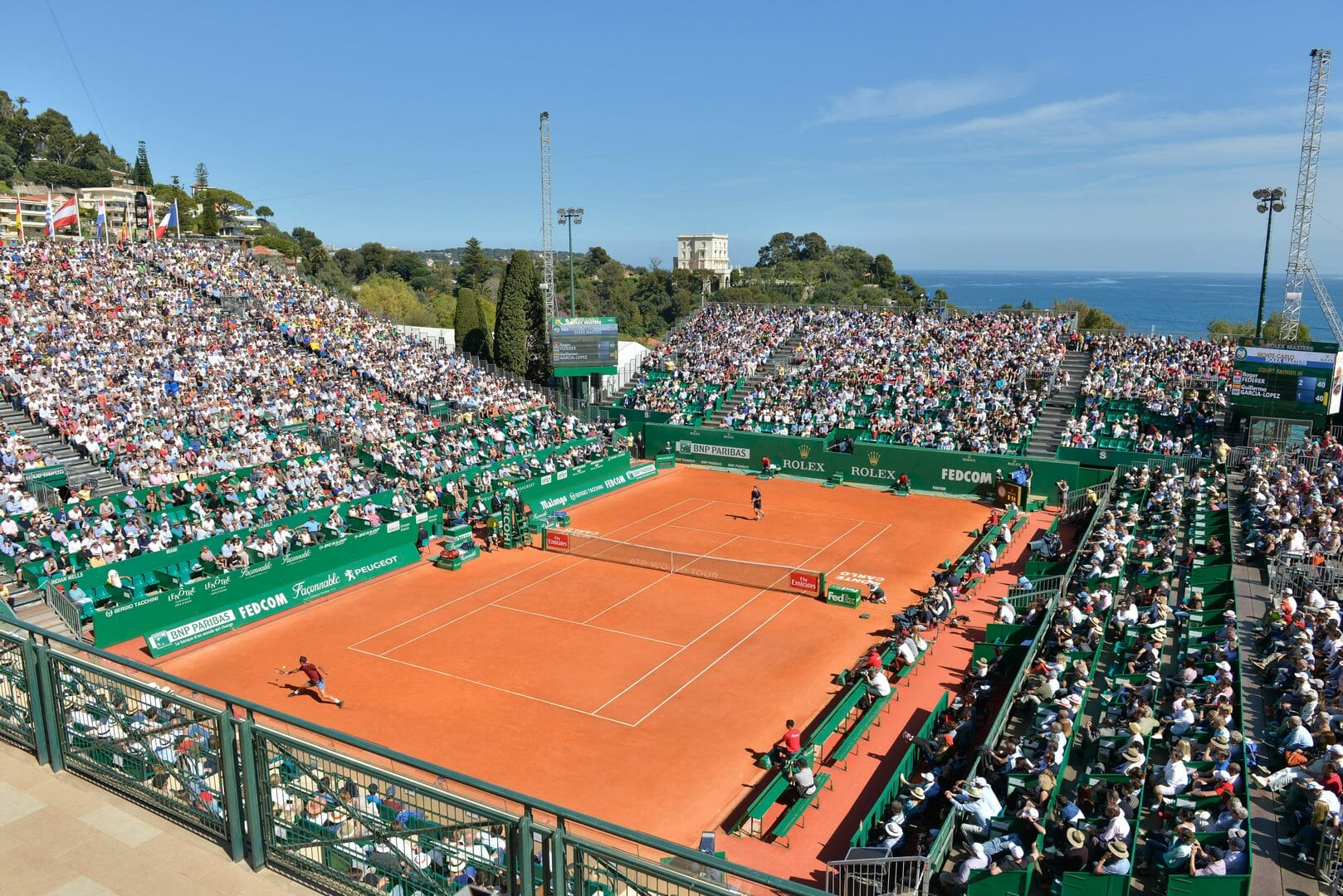 Photo of Rolex Monte Carlo Masters: history of the tournament