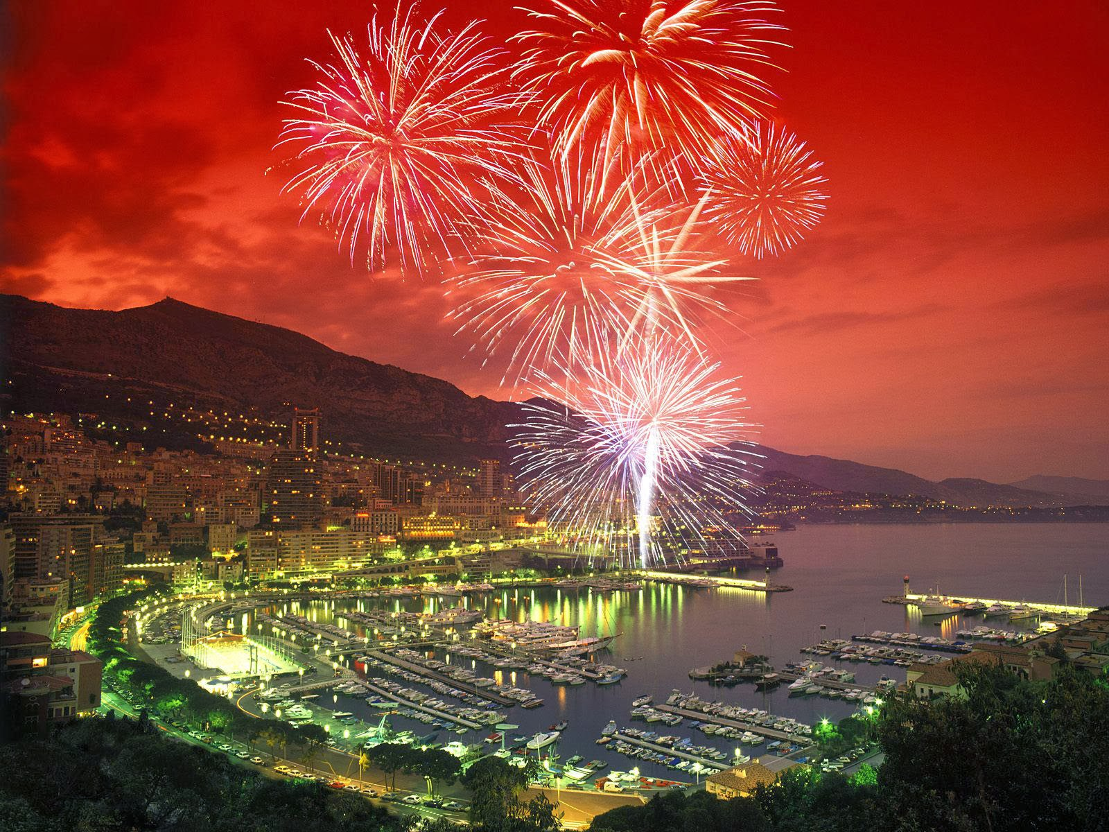 celebrate the Monegasque National Festival