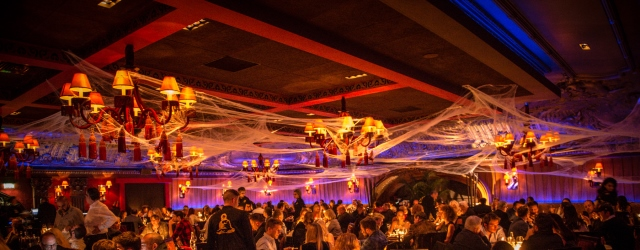 Halloween Party at the Buddha-Bar Monte-Carlo on October 29