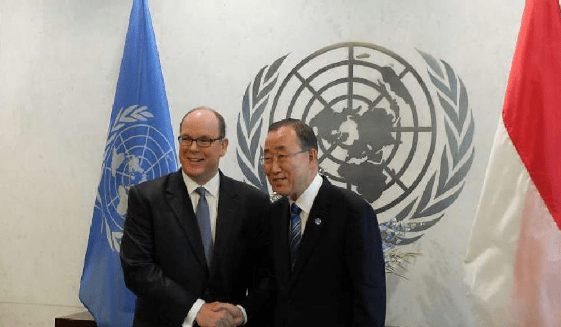 Photo of Paris Agreements: Prince Albert II commits to the United Nations
