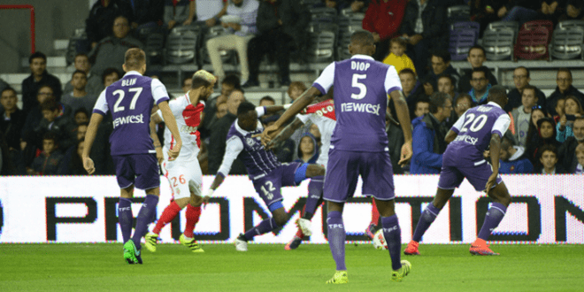 Match As Monaco - Toulouse