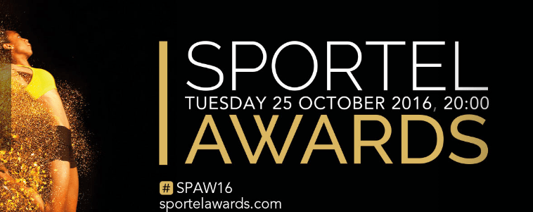 Photo of Sportel Awards 2016