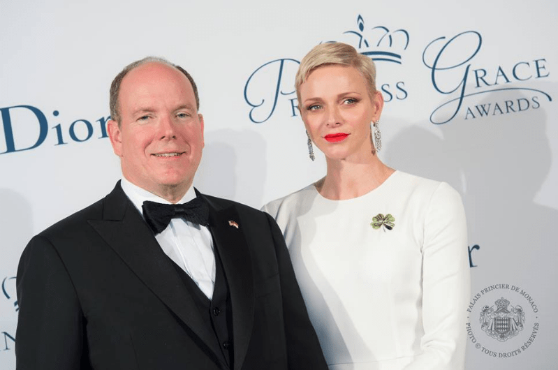 Princess Grace awards in New York