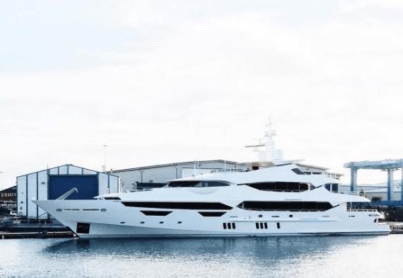 China invested its way into yachting