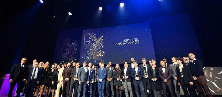 Sportel awards Monaco