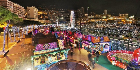 Photo of FunFair in Monaco: security is the priority