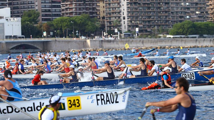 Photo of World Rowing Coastal Championships 2016 in Monaco: results