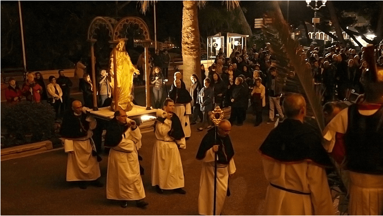 Photo of The 8th of December: Procession of the Vow