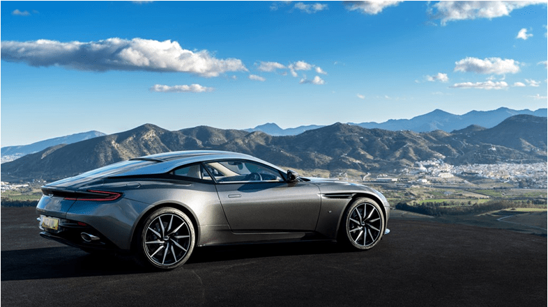 Photo of Up close and personal with the Aston Martin DB11