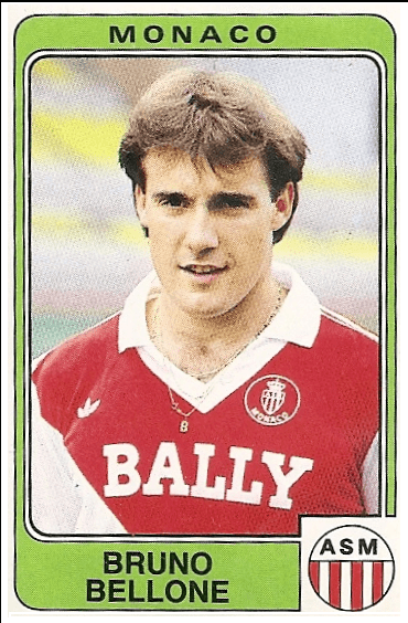 Bruno Bellone As Monaco