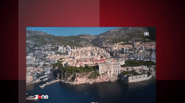 The first documentary on Monaco's ruling family