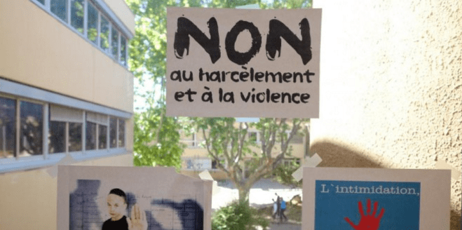 Monaco schools against aggression