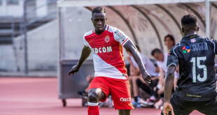 Benjamin Mendy, a 22-year old player of AS Monaco