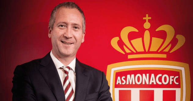 Vadim Vasilyev, Vice-President of AS Monaco