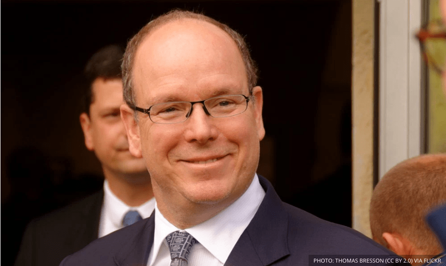 Photo of Prince Albert of Monaco sends letter to President-elect Trump
