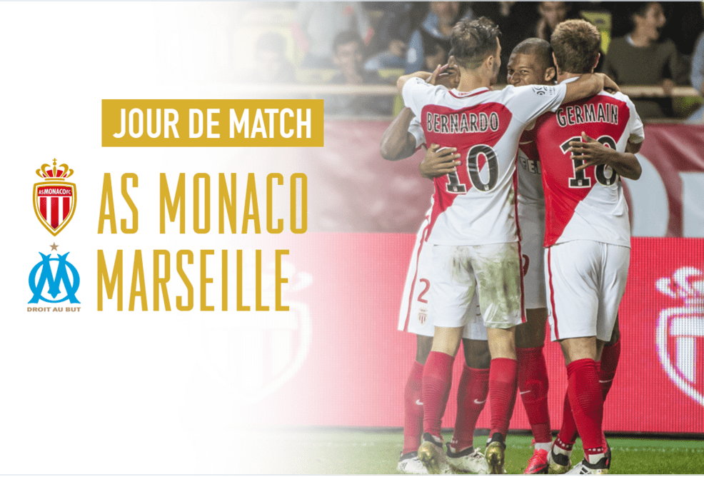 MATCH REPORT: AS Monaco 4-0 O. Marseille