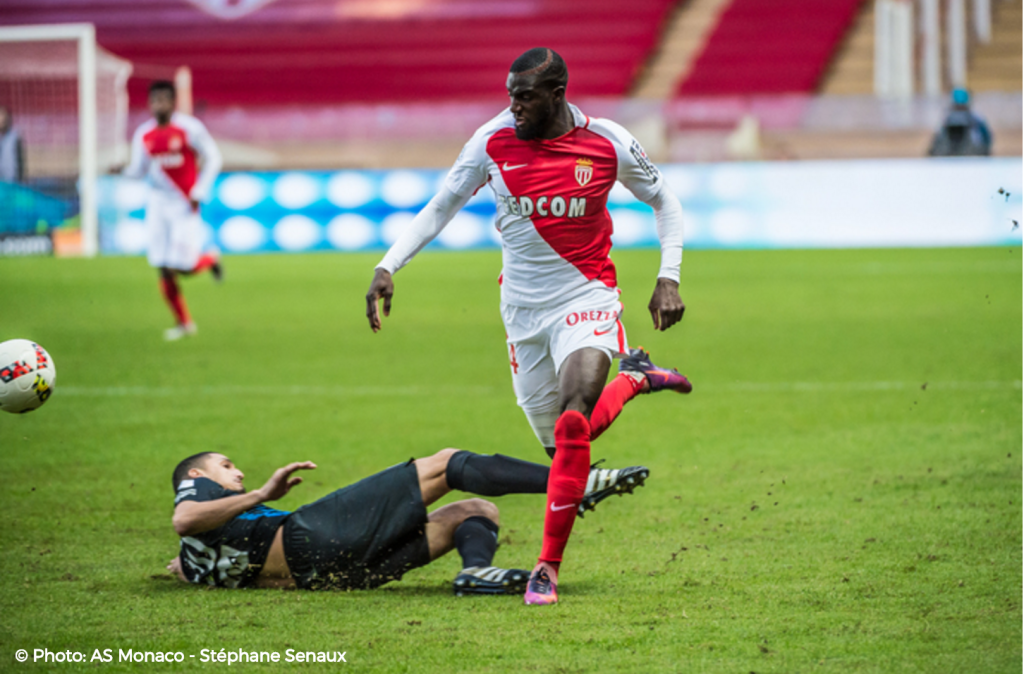 AS Monaco claimed their biggest ever win over OM thanks to goals from Boschilia, Germain (X2) and Carrillo! !