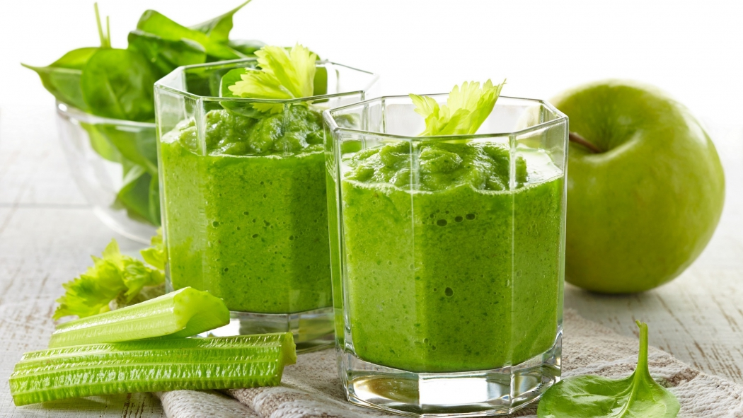 green-smoothies- keeping Monaco healthy
