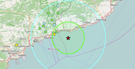 Photo of Frequent earthquakes near Monaco: should we worry?