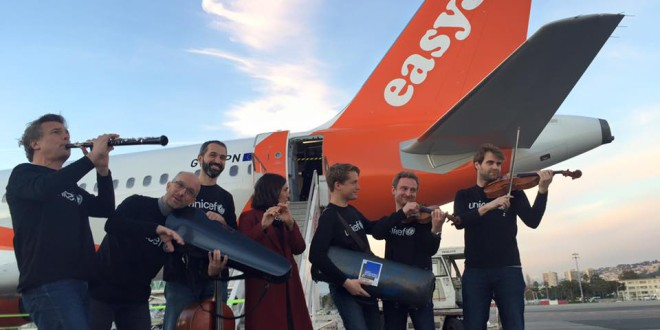 Philharmonic Orchestra of Radio France and easyJet