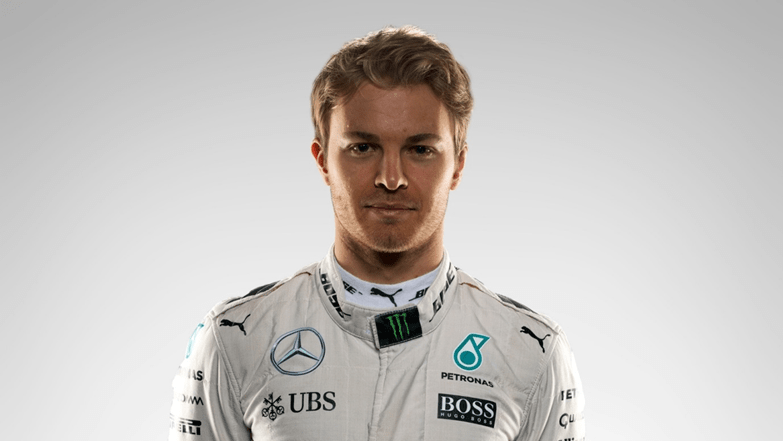 Photo of Interview with Nico Rosberg, F1 World Champion