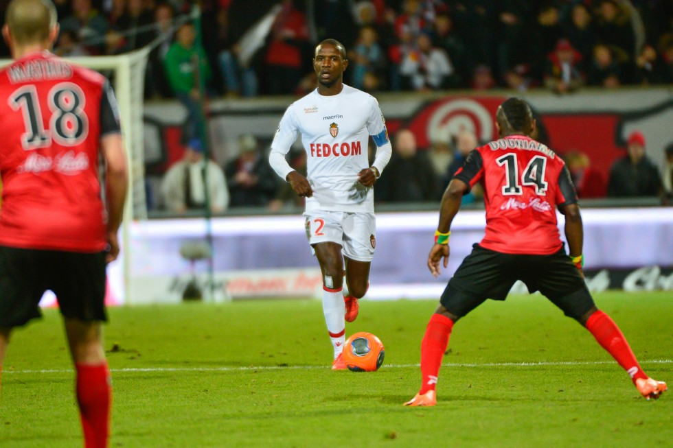 Football Match: AS MONACO vs. EN AVANT GUINGAMP