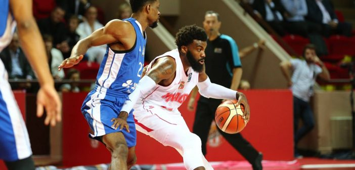 AS Monaco and Le Mans Sarthe Basket are playing in PRO A Basketball Championship
