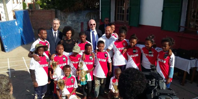 Cooperation between Monaco and Madagascar