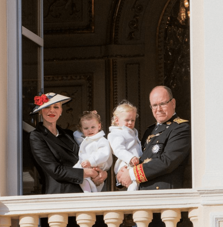 2d anniversary of Crown Prince Jacques and Princess Gabriella