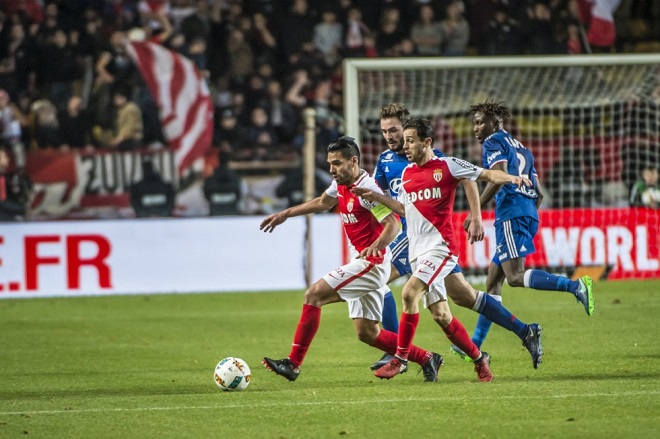 Photo of ​Football: First Home Defeat of AS Monaco This Season against Olympique Lyonnais (1-3)