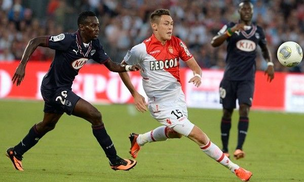 Football Match: AS MONACO vs. GIRONDINS DE BORDEAUX