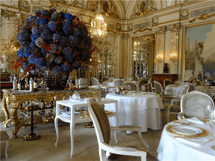 Restaurant Louis XV