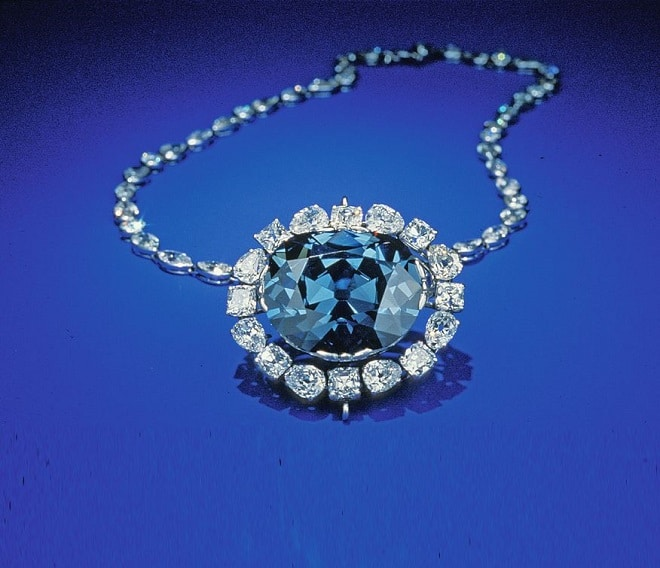 "The Hope or the ""French Blue"" Diamond"