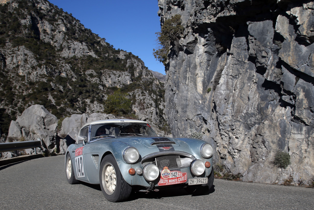 Automobile Rally of Monte Carlo