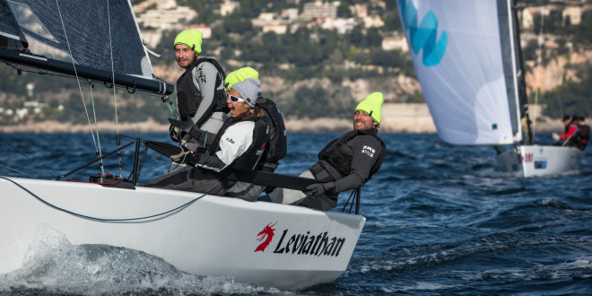 4th Monaco Sportsboat Winter Series results