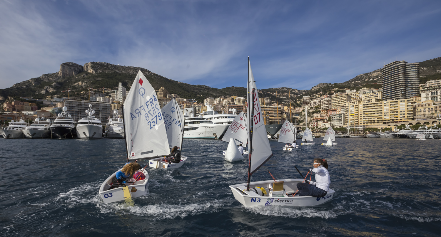 Monaco Optimist Team Race 2017