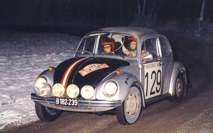 Photo of A route worthy to celebrate the 20th edition of Historic Rally Monte-Carlo