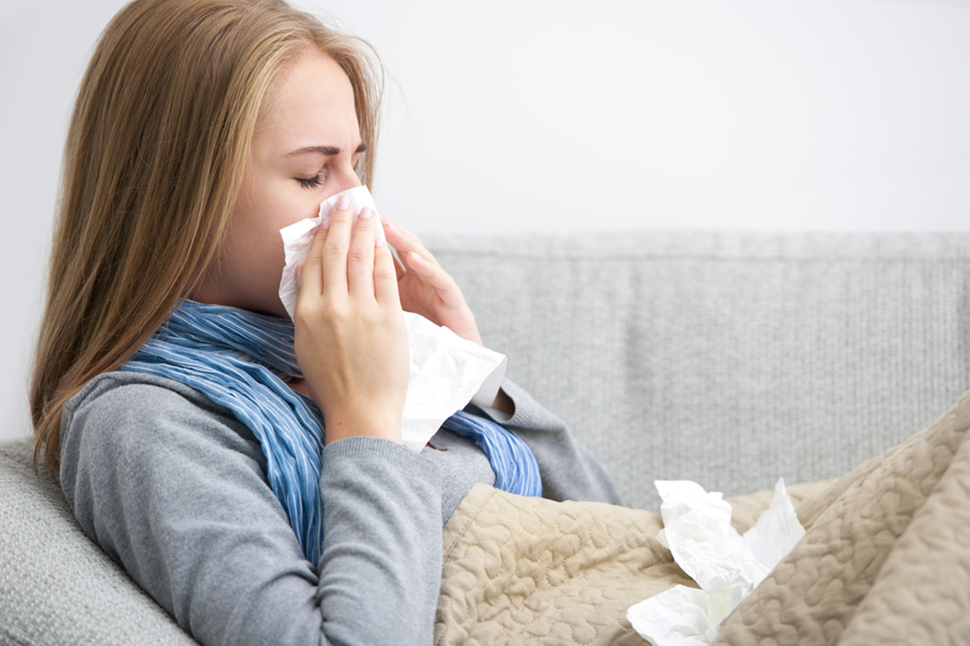 Flu and Gastro Outbreak