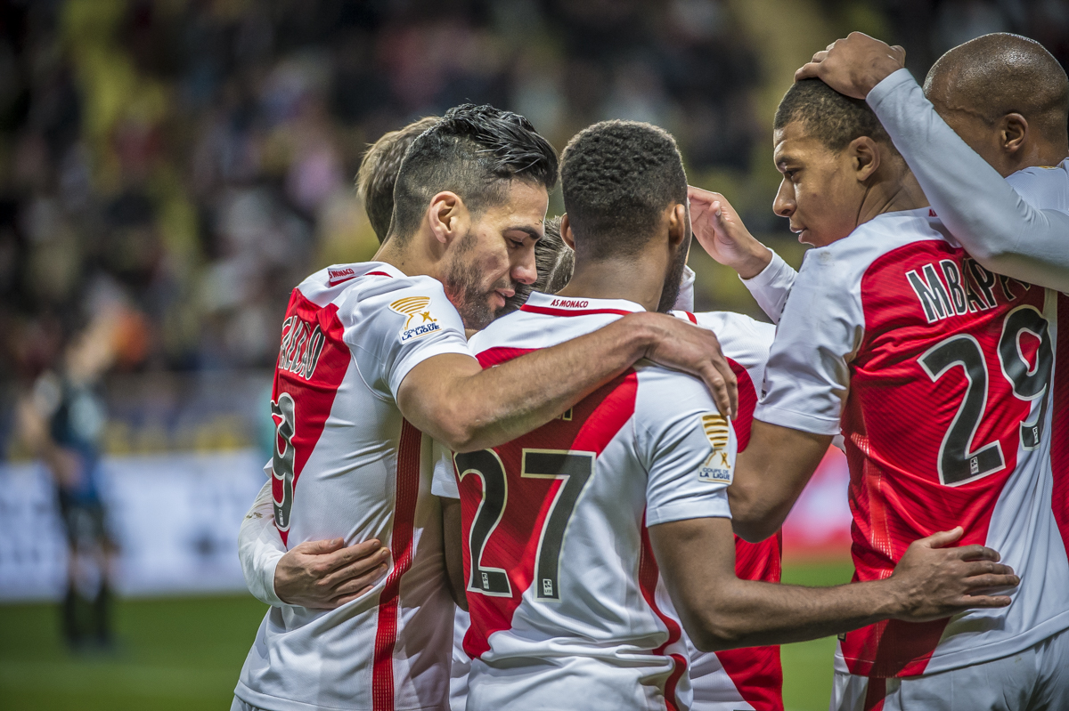 football monaco vs nancy