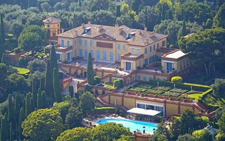 biggest house in the world 2013 the five most beautiful villas and properties on the riviera - Biggest House In The World 2017