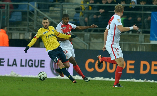 AS Monaco vs. Sochaux