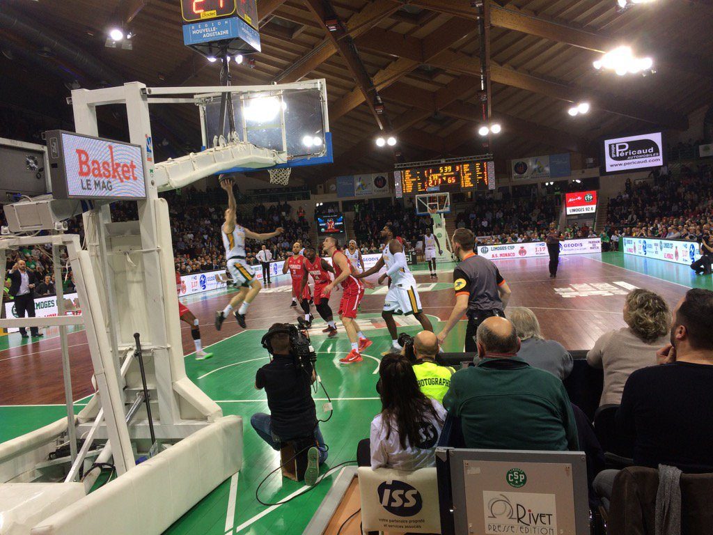 roca team vs limoges