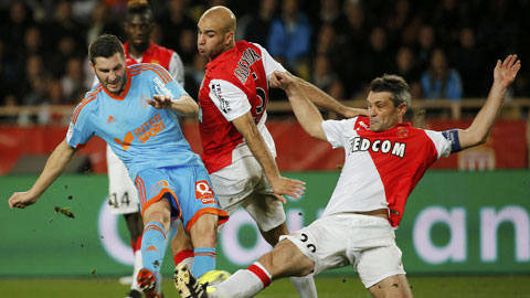 OLYMPIQUE MARSEILLE and AS MONACO