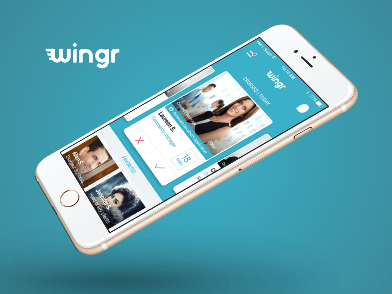 Photo of Wingr: Make Professional Connections with Your Phone
