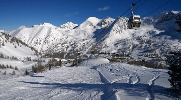 Ski Resorts: not just for skiing