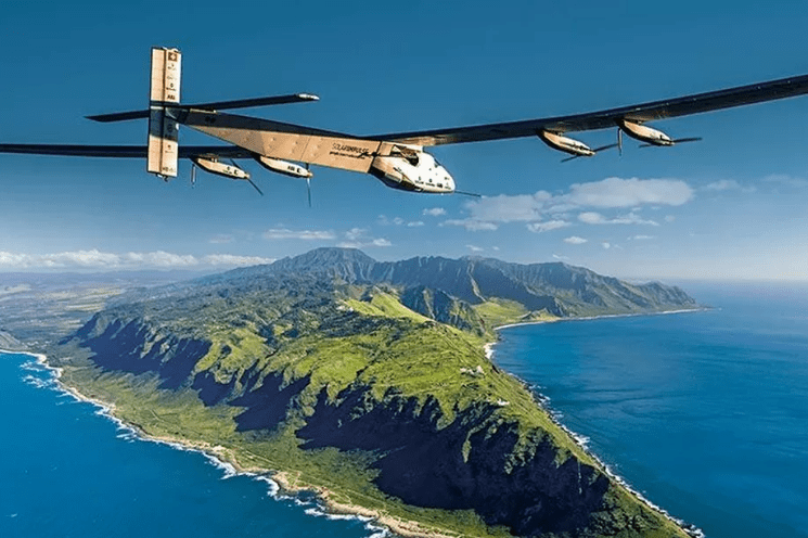 Photo of Solar Impulse in Monaco again