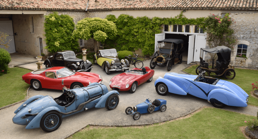 Artcurial Motorcars Auction