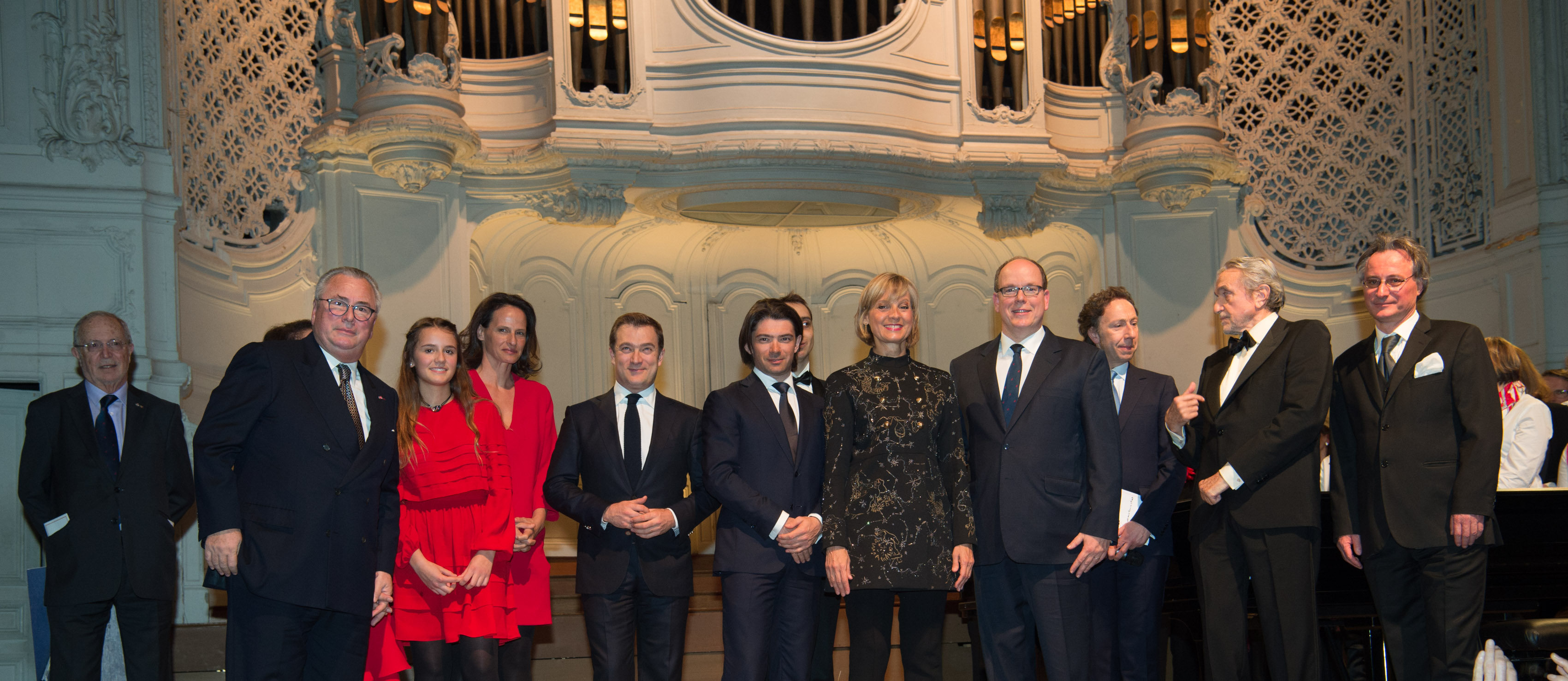 Prince Albert II Foundation Paris